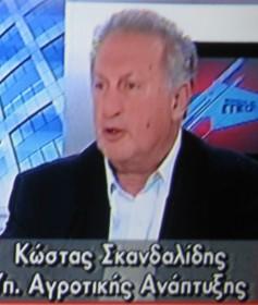 Οι κομματικές αρλούμπες του Σκανδαλίδη δεν λύνουν το πρόβλημα των βουλευτών του ΠΑΣΟΚ...